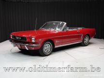 Ford Mustang V8 Convertible '66