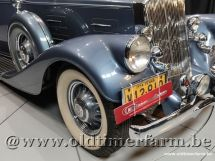 Pierce-Arrow 12-40 A V12 '34 (1934)
