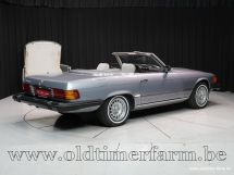 Mercedes-Benz 380 SL '81 (1981)