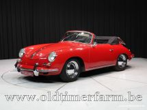 Porsche 356 BT5 Notchback Conv. '61