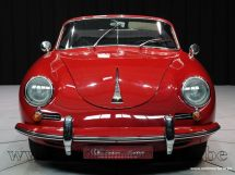 Porsche 356 BT5 Notchback Conv. '61 (1961)