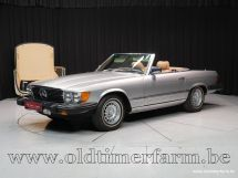 Mercedes-Benz 380 SL '82