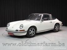 Porsche 911 2.4 T Targa Ölklappe  '71