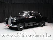 Mercedes-Benz 180D '55
