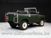 Land Rover 88 Series 3 '82 (1982)