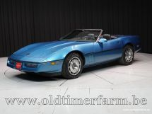 Chevrolet  Corvette C4 Convertible '86