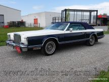 Lincoln  Continental Mark V '80