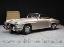 Mercedes-Benz 190 SL '58