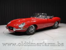 Jaguar E-Type Series 1 OTS 3.8 '63