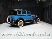 Studebaker Commander eight regal sedan '31 (1931)