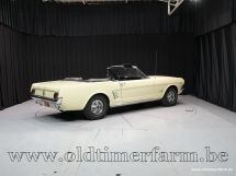 Ford Mustang V8 Cabriolet '66 (1966)