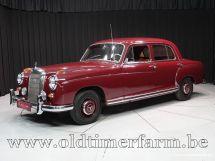 Mercedes-Benz 220 S '59