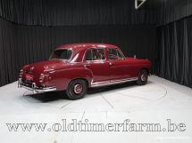 Mercedes-Benz 220 S '59 (1959)