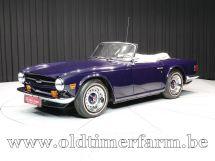 Triumph TR6 Overdrive '75