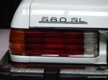 Mercedes-Benz 560 SL '87 (1987)