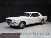 Ford Mustang Coupe '66