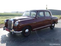 Mercedes-Benz 180D '54