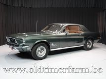 Ford Mustang Coupé 6 Cylinder '68