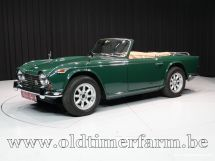 Triumph TR4A IRS '65