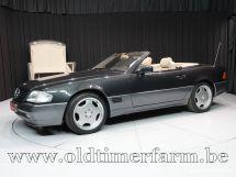 Mercedes-Benz 300 SL + Hardtop '93