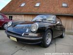 Porsche 912 Black