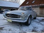 Mercedes-Benz 250 SL Pagode Grey