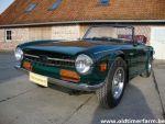 Triumph TR 6 Green