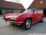 Chevrolet Corvette C2 Sting Ray (1963)