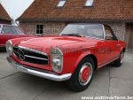 Mercedes-Benz 230 SL Pagode red