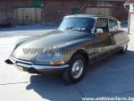 Citroën DS 23 Pallas Semi Automatique