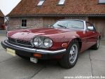 Jaguar XJSC V12 Targa + Hard top