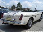 MG B White pull handle LHD (1963)