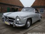 Mercedes-Benz 190 SL  Silver (1961)