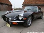 Jaguar Type E  (Black) 2+2 (1972)