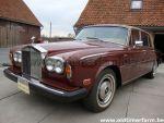Rolls Royce Silver Wraith II