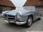 Mercedes-Benz 190 SL Grey
