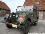 Land Rover Minerva Jeep