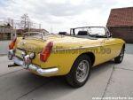 MG B Inca Yellow 1980 (1980)