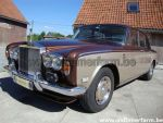 Rolls Royce Silver Shadow Walnut over Silver Sand