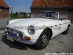 MG B White LHD  (1968)