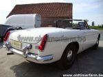 MG B White LHD  (1968)