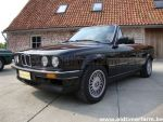 BMW 325 Cabriolet (1987)