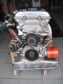 Alfa Romeo GT 1300 engine